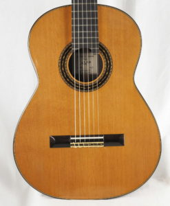 Glenn Canin Luthier double-top classical guitar No 146 19CAN146-07