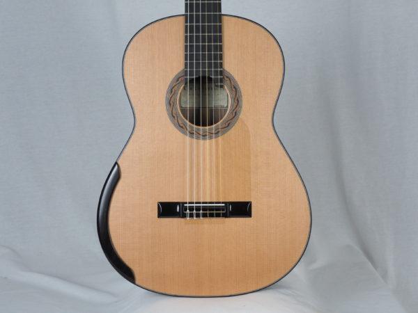 Classical guitar luthier Kim Lissarrague
