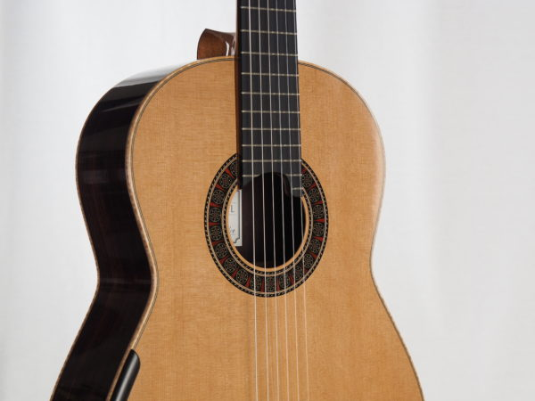 Luthier Martin Blackwell classical guitar