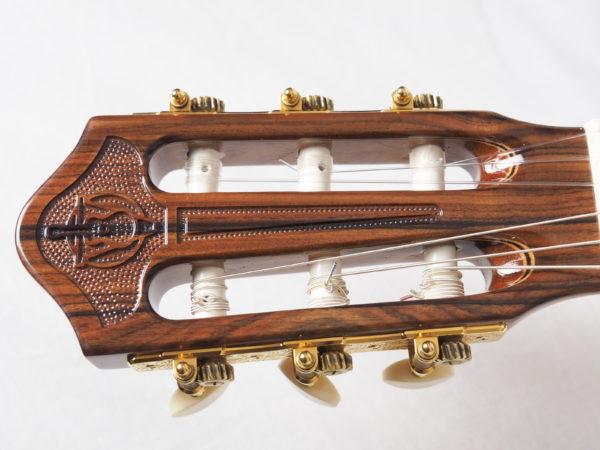 Vasilis Vasileiadis luthier classical guitar