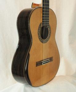 Charalampos Koumridis Luthier classical guitar No 138 19KOU138-05