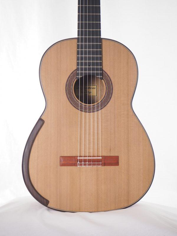 Greg Smallman & sons luthier classical lattice guitar