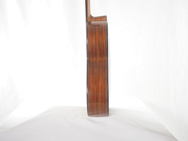 Greg Smallman & sons classical guitarconcert luthier lattice