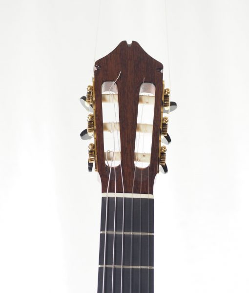 Greg Smallman & sons 2016 classical guitar de concert luthier lattice bracing