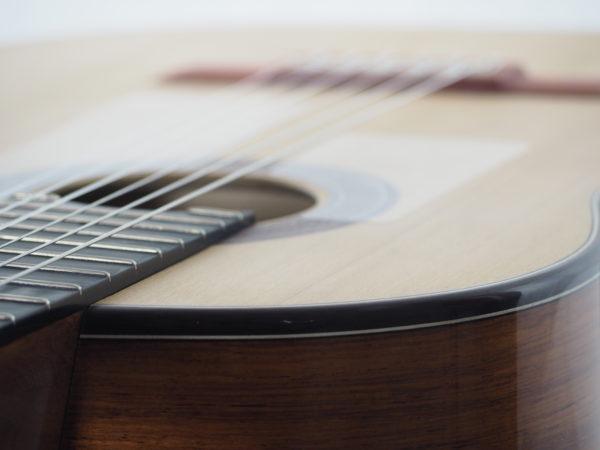 classical guitar du luthier Greg Smallman