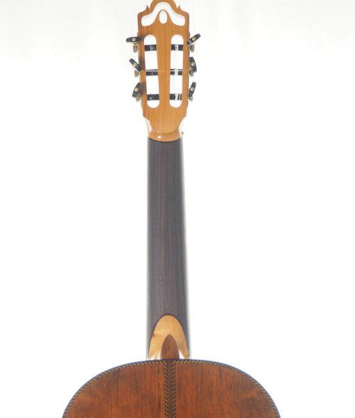 classical guitar luthier Dieter Hopf Portentosa evolucion 5043