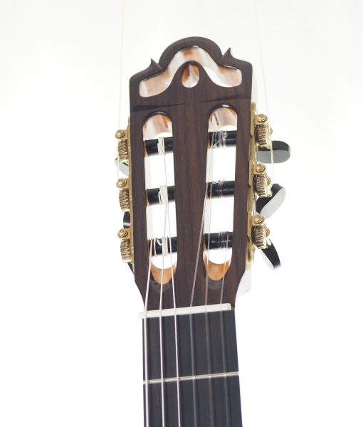 Dieter Hopf Portentosa evolucion classical guitar luthier lattice