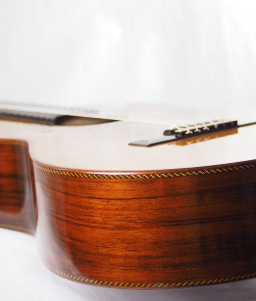 Dieter Hopf Portentosa evolucion 5043 classical guitar luthier