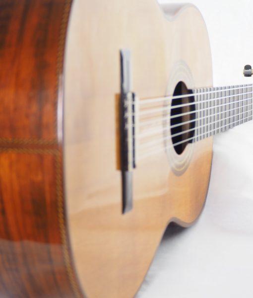 Dieter Hopf Portentosa evolucion 5045 classical guitar lattice luthier