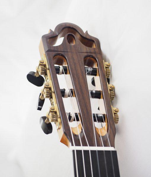 Dieter Hopf luthier Portentosa evolucion 5043 classical guitar