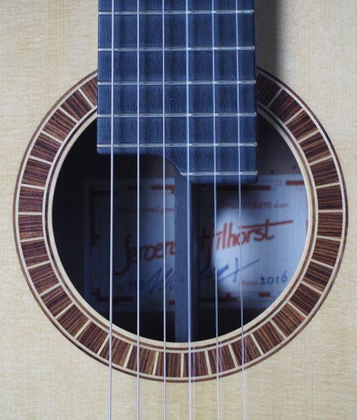 classical guitar luthier Jeroen Hilhorst Super-concert n° 118 16HIL118-09