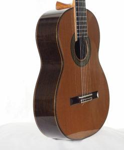 classical guitar du luthier Reza Safavian 17SAF001-02