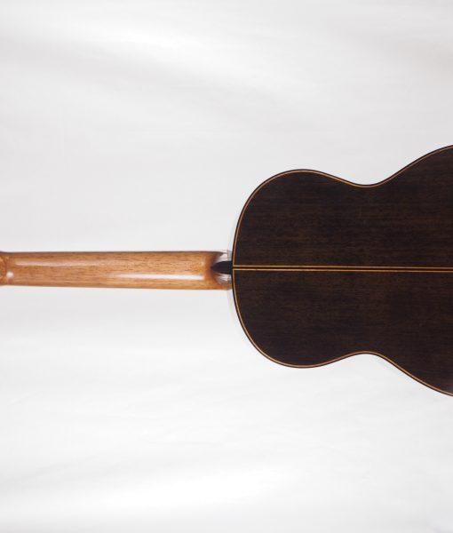 classical guitar luthier Reza Safavia