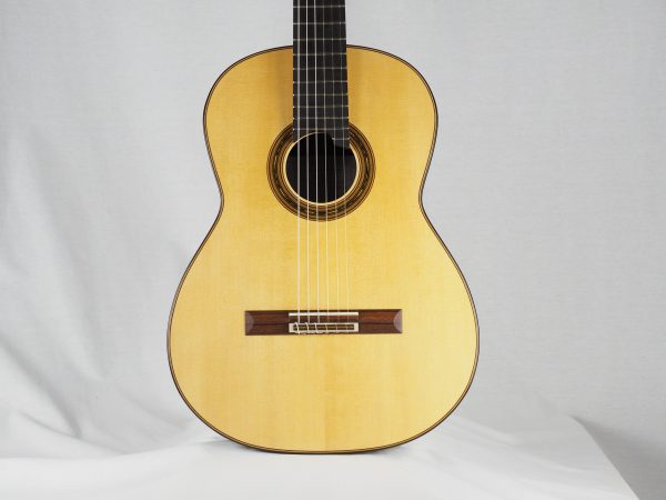 Gregory Byers lattice classical guitar luthier