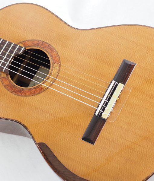 Luthier Régis Sala Australe classical guitar 17SAL017-01