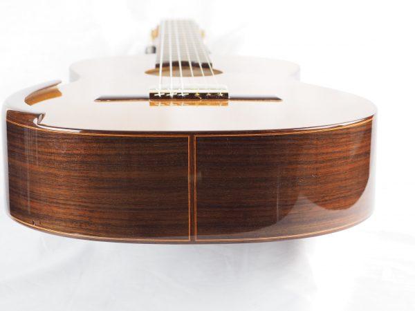 Luthier Régis Sala classical guitar17SAL017-02