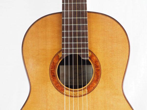 Luthier Régis Sala classical guitar 17SAL017-03