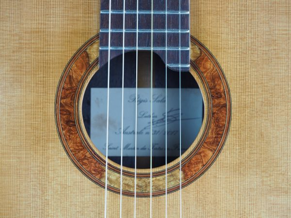 Luthier Régis Sala classical guitar 17SAL017-05
