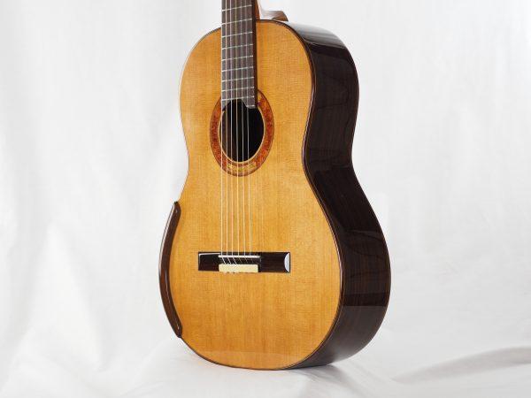 Luthier Régis Sala classical guitar 17SAL017-07