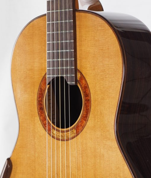 Luthier Régis Sala classical guitar 17SAL017-08