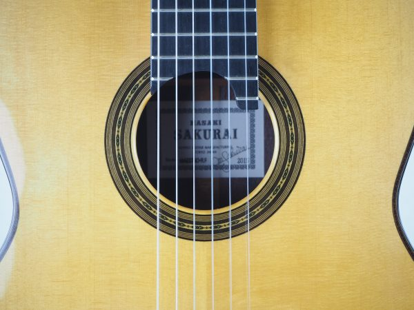 luthier Masaki Sakurai classical guitar Maestro-RF 2015 17SAK015-06