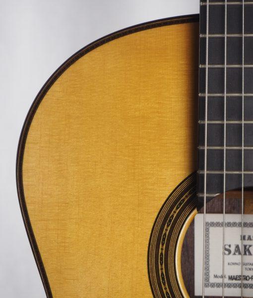 luthier Masaki Sakurai classical guitar Maestro-RF 2015 17SAK015-01