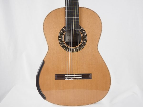 Classical guitar double-top from the luthier Martin Blackwell17BLA141-07