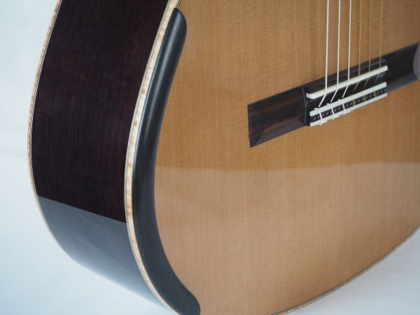 Classical guitar double-top from the luthier Martin Blackwell17BLA141-04
