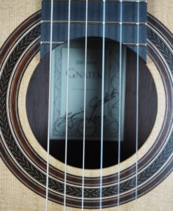 Zibgniew Gnatek luthier classical guitar