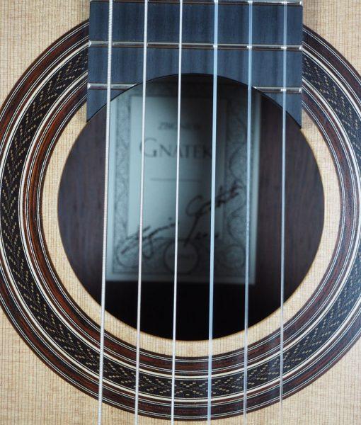 Zibgniew Gnatek luthier classical guitar 16GNA016-05