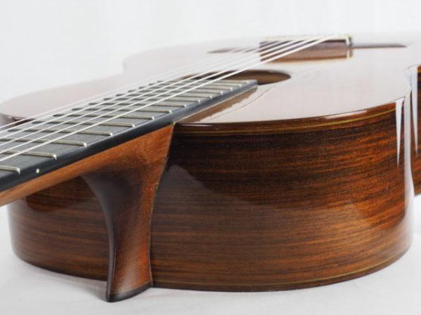 Guitarmaker Daniel Lesueur classical guitar 1988 ex. Judicael Perroy 18LES988-01