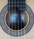 John Price classical lattice guitar 357 16PRI357-02