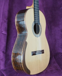 John Price luthier classical guitar spruce