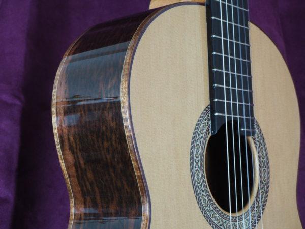 John Price classical lattice guitar