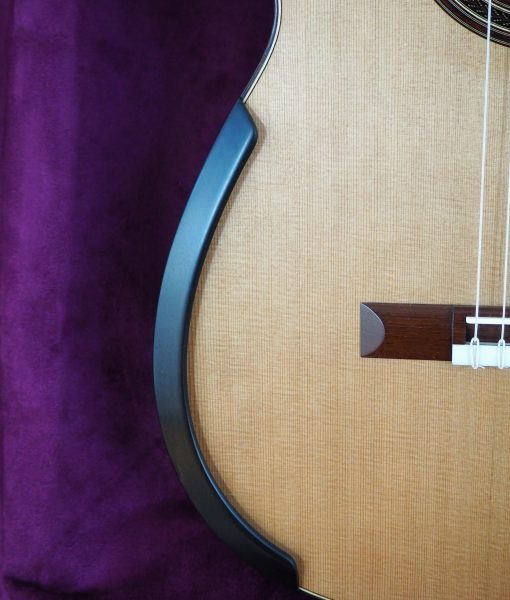 luthier Zibgniew Gnatek classical guitar