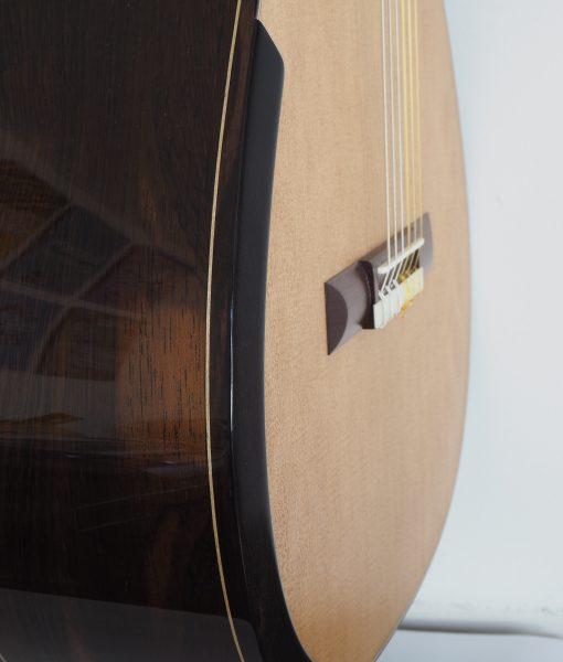 Zibgniew Gnatek luthier classical lattice guitar