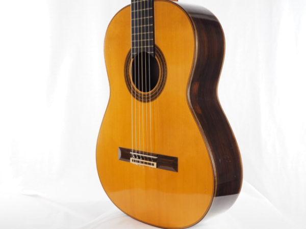 Guitarmaker Daniel Friederich n°266 1970 brazilian rosewood 18FRI266-06