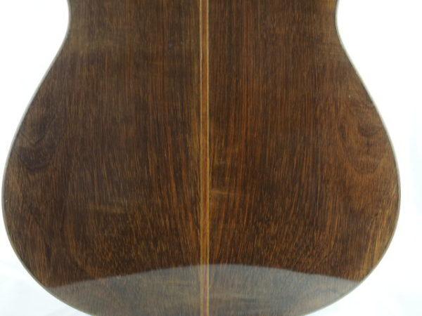 Guitarmaker Daniel Friederich n°266 1970 18FRI266-02