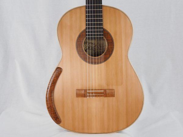classical guitar luthier graham Caldersmith 17CAL108-01