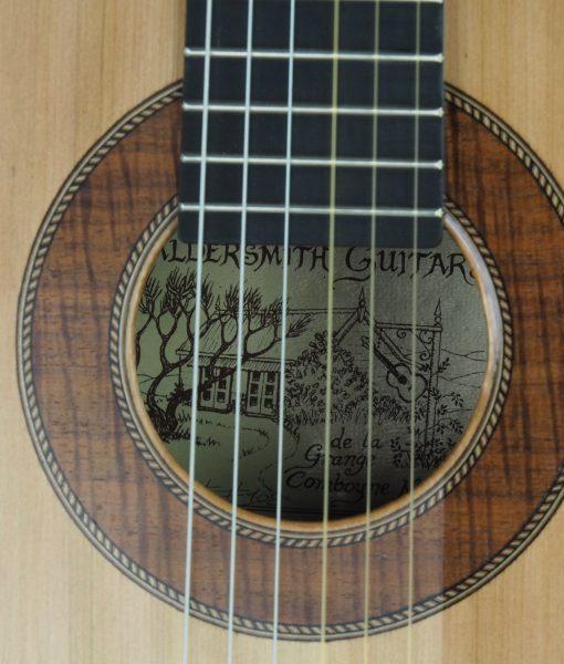 classical guitar luthier graham Caldersmith 17CAL108-02