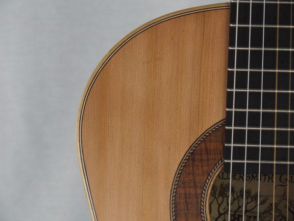 classical guitar luthier graham Caldersmith 17CAL108-04