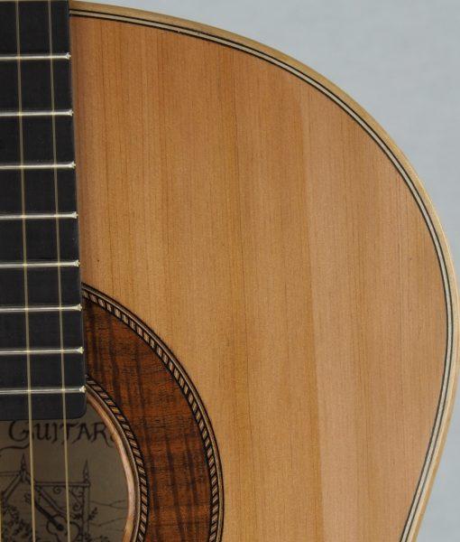 classical guitar luthier graham Caldersmith 17CAL108-05