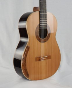 classical guitar luthier graham Caldersmith 17CAL108-08