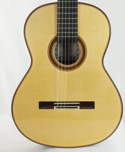 luthier Andreas Kirschner classical guitar 17KIR017-09