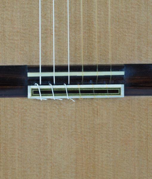 Luthier Keijo Korelin classical guitar double-top No. 93 2017 -03