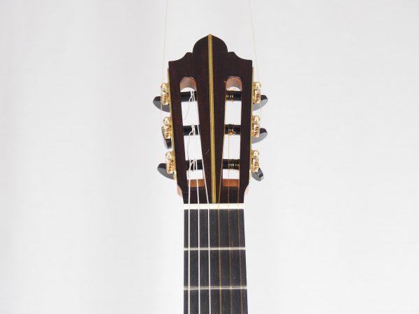 Luthier Keijo Korelin classical guitar double-top No. 93 2017 -04