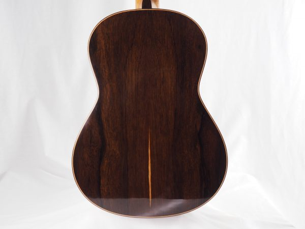 Luthier Keijo Korelin classical guitar double-top No. 93 2017 - 06
