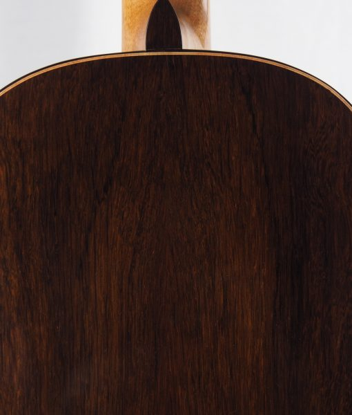 Luthier Keijo Korelin classical guitar double-top No. 93 2017 - 07