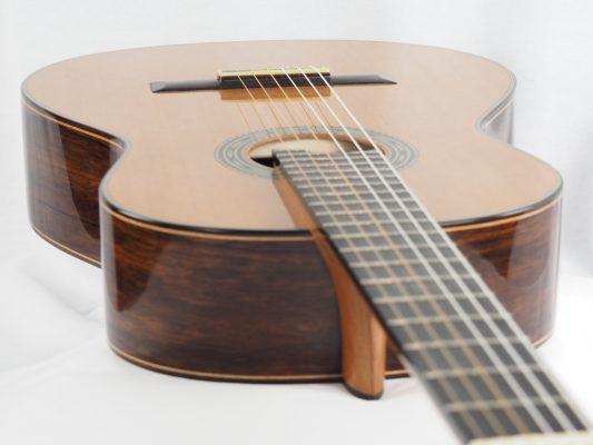 Luthier Keijo Korelin classical guitar double-top No. 93 2017 - 09