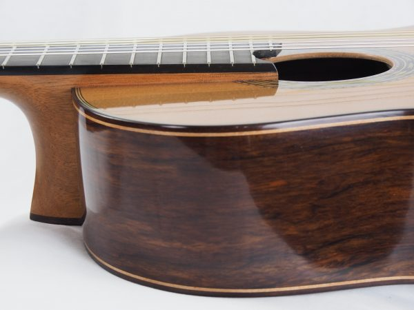 Luthier Keijo Korelin classical guitar double-top No. 93 2017 - 10